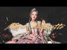 Undead Marie Antoinette 💀 || Halloween Makeup tutorial || Jim Reno - YouTube