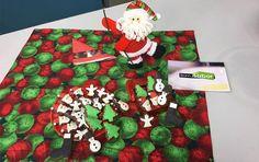Biscoitos Natalinos Decorados ao som de Mariah Carey, por Joelson Rolino  #receita #natal #biscoito #receitadenatal #decoração #biscoitosnatalinos