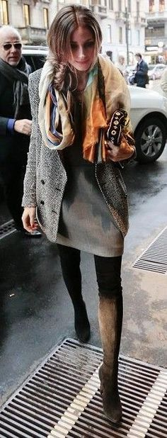 Olivia Palermo street style.... - Total Street Style Looks And Fashion Outfit Ideas