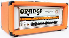 Orange RK100H MK2 Rockerverb 100W Amp Head.