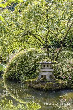 Japanese Botanical Garden in Portland, Oregon.   www.brendalandrum.net