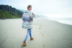 The Beach Mini Boots - perfect for an early morning stroll along the coast!