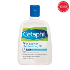 Cetaphil In-Shower Moisturizing Oil - Best of Beauty 2016 Award-Winning Products: Sensitive Skin | Allure