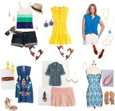 Summer POP- What to wear Seniors