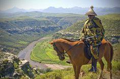 Drakensberg, Kingdom of Lesotho / Дракенсберг, Королевство Лесото