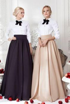 New Style Hijab Outfit Modest Fashion 41 Ideas Modest Dresses, Modest Outfits, Skirt Outfits, Dress Skirt, Dress Up, Maxi Dresses, Prom Dress, Midi Skirt, Muslim Fashion