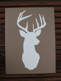 Chevreuil Ludique Pour Enfant En Bois Récupéré | Roe Deer, Wooden Frames  And Driftwood