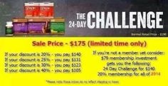 Today is the last day message me if interested. Or go to www.advocare.com/120226716 to take advantage of the sale price :)