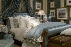 Classical Britain • Ralph Lauren interpretation of English Manor Home