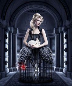 Miss Murder by EvanescentAngel666 on deviantART