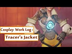 *** the fabric is synthetic!! *** This is part 1 of my work on Tracer's Jacket from Overwatch! I was inspired by Mango Sirene to start Cosplay work logs. If ...