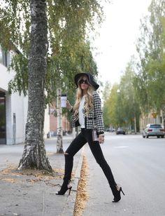 COCO L - Annawii - Swedish fashion blogger - Fashionhyper