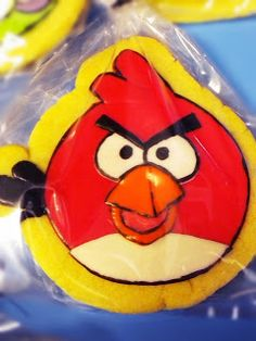 29 angry Birds food and craft ideas. Including this Babybel Cheese Angry Bird