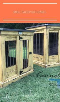 Most current Images Single Indoor Dog Kennel starting at 995 , Tips A safe area for your dog A dog kennel is an excellent decision to supply your pets secure quit throu Dog Kennel Panels, Metal Dog Kennel, Dog Kennel Cover, Diy Dog Kennel, Kennel Ideas, Portable Dog Kennels, Cheap Dog Kennels, Pet Puppy, Pet Dogs