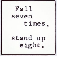 Fall 7 times stand up 8. Life in a nutshell. #businesswoman #entrepreneurial  #learnings #workhard #dreambig #stayfocused #startuplife #quote #quotes #empowerment #startup #startupquotes #startuplife #motivation #authoratwork #bestrong #female #femalefounder  #businessquotes #hardworkpaysoff #inspiration #inthemaking #rebelforever #youdeserveit #youknowit #successquotes #managementconsultant