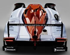 AMR-One rear end