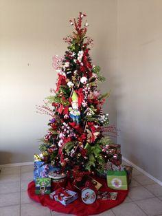 Merry little Arizona tree