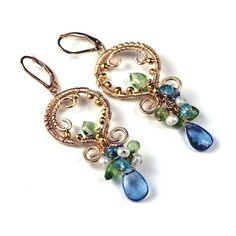 love these earrings. shape, color, size. lots of inspiration photos here