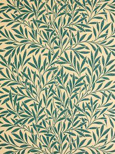 Buy Sanderson Wallpaper Morris & Co Willow, Slate, 210382 online at JohnLewis.com - John Lewis