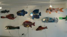 mechanical fishes