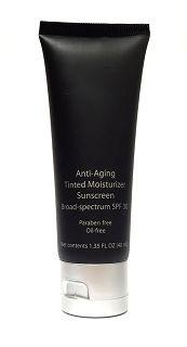 JUVITUS Anti-Aging Tinted Moisturizer SPF 30 Broad Spectrum Protection Sunscreen 1.35 oz.