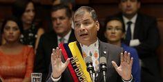 Presidentes de Ecuador y Perú buscan impulsar cooperación