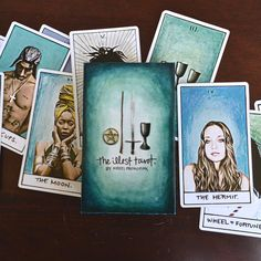Image of the illest tarot *pre-order