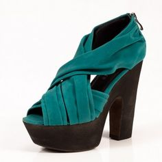 Wedge Shoes, LOVE the color! =)