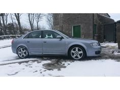 Audi A4 2.5 Tdi Sport  #RePin by AT Social Media Marketing - Pinterest Marketing Specialists ATSocialMedia.co.uk