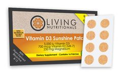 *New* Vitamin D3 Patches! – Life Changer!