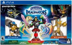 Skylanders Imaginators, the newest game in the series, is basically Diablo: Activision is in a unique position at this point. It basically…