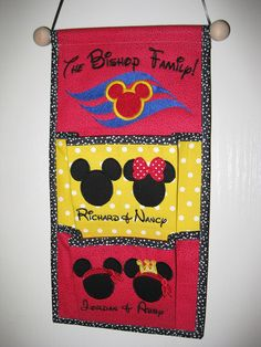 2 Pocket Fish Extender For Your Disney Cruise  Pick by Gradysmommy, $30.00