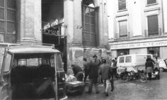 Antiguo Mercado de La Romanilla, década de los 70