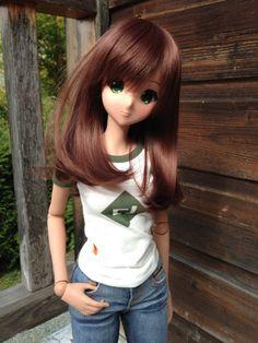 [ Smart Doll ] EBONY FUTABA