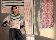 Ethnic Design, Boho Fashion, Womens Fashion, Boho Hippie, Tunic Tops, Sleeves, Cotton, Printed Cotton, Hippie Boho
