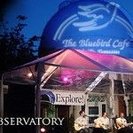 From May through October, the Bluebird Café produces this monthly, outdoor concert series, which brings an incredible roster of songwriters and artists up to a performance space at Vanderbilt's Dyer Observatory. Nashville Nightlife, Nashville Vacation, Music City Nashville, Nashville Tennessee, Vacation Trips, Vacations, Bluebird Cafe Nashville, Night Skies, Spring Break