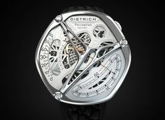 Dietrich plays with perception of time using unique complication - WatchPro