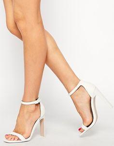 ASOS HAMPTON Heeled Sandals