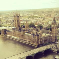 The Palace of Westminster, known alsoas the houses of parlement, is where the two houses of parliament of the UK conduct their sitting. It is the palacewhere laws governing British life are debated and passed.
