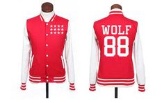 EXO XOXO Baseball Jacket