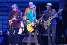 Mick Taylor, Charlie, Keith and Darryl are evidently at the top of their game!