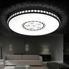 Ultra thin surface mounted modern led ceiling light inspiration ultra thin surface mounted modern led ceiling light for living room kids bedroom kitchen home decoration lamp fixtures aloadofball Choice Image