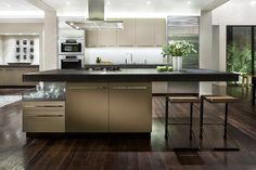 Miele Kitchen by Tamie Glass & Uli Danel