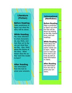 Common core bookmarks