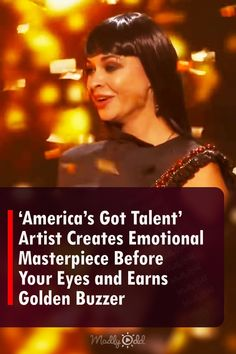 America's Got Talent' Artist Creates Fairytale Masterpiece Before Our Eyes and Earns Golden Buzzer. #AGT #AGTChampions #SandArt America's Got Talent Videos, Old Mother, Buzzer, Sand Art, Fairytale, Eyes, Artist, Fairy Tail, Fairytail