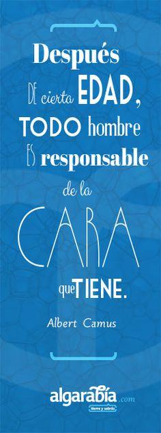 Albert Camus #cita #frase #quote