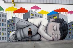 Cultura Inquieta - Street Art de Malland, alias Seth