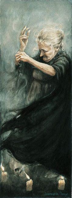 Jean-Baptiste Monge  Spelling Witch