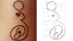 Here's The Real Story Behind That Viral Miscarriage Tattoo