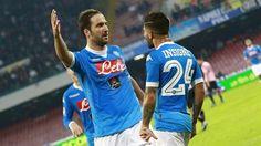 Napoli-Sassuolo Serie A: Pronostico,formazioni e streaming. Match 20°giornata del campionato italiano di calcio. Sabato 16-01-2016 ore 20.45